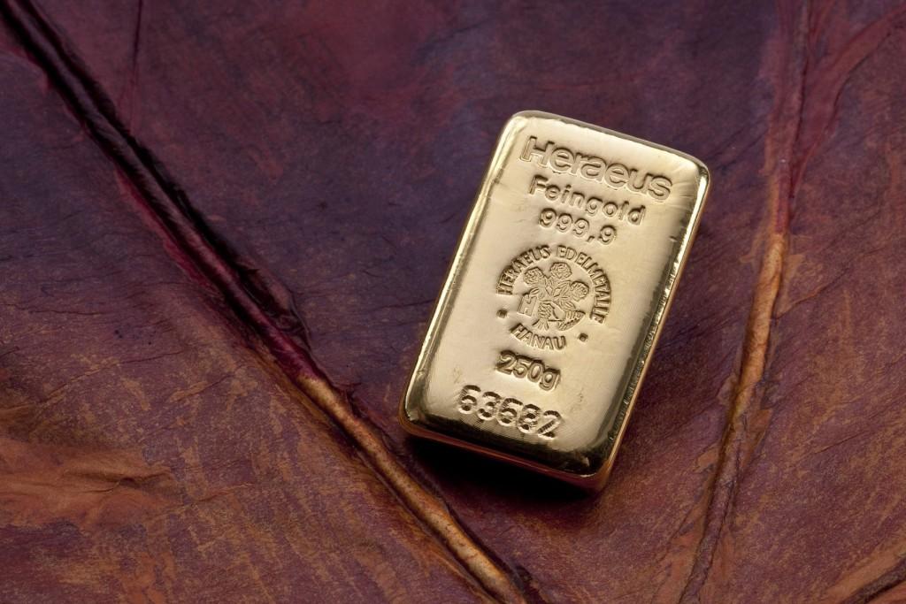 Zlatna poluga Heraeus